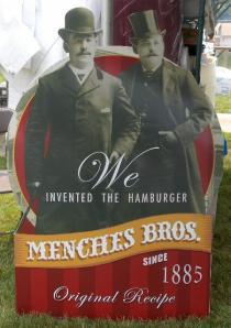 Franck et Charles Menches