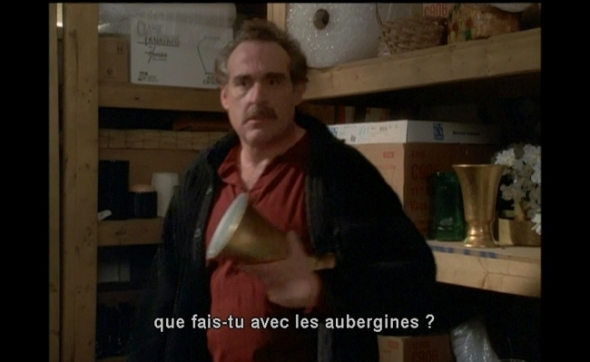 Robbie a une question